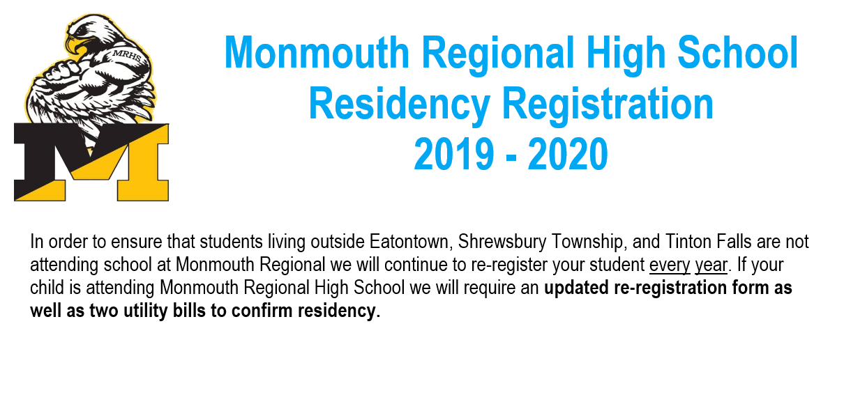 Monmouth Regional High School District / Homepage